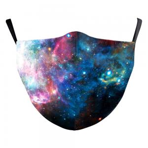 wholesale Protective Masks by Jessica with Filter Pocket #9-47 Galaxy - Jessica w/ Filter Pocket -