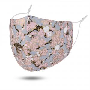 wholesale Protective Masks by Jessica with Filter Pocket #6-12 Cherry Blossoms - Jessica w/ Filter Pocket -