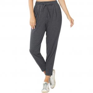 Wholesale  CHARCOAL 32061 (SIX PACK) Cotton Drawstring Pants (1S/1M/2L/2XL) - 1 Small 1 Medium 2 Large 2 Extra Large