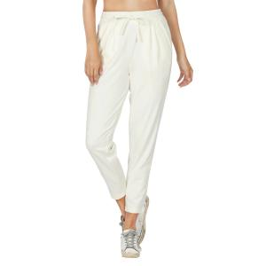 Wholesale  IVORY 32061 (SIX PACK) Cotton Drawstring Pants (1S/1M/2L/2XL) - 1 Small 1 Medium 2 Large 2 Extra Large