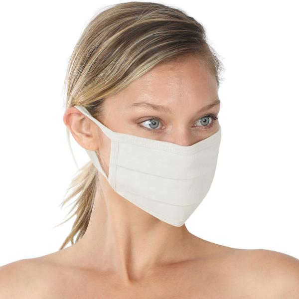 wholesale Protective Masks - Cotton Blend Two Ply CMK/CPMK BONE Protective Masks- Cotton Blend Two Ply CMK:500 -