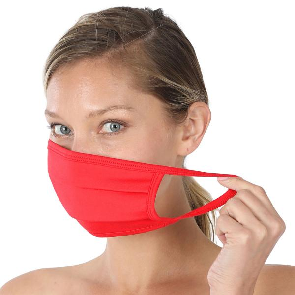 wholesale Protective Masks - Cotton Blend Two Ply CMK/CPMK RUBY Protective Masks- Cotton Blend Two Ply CMK:500 -