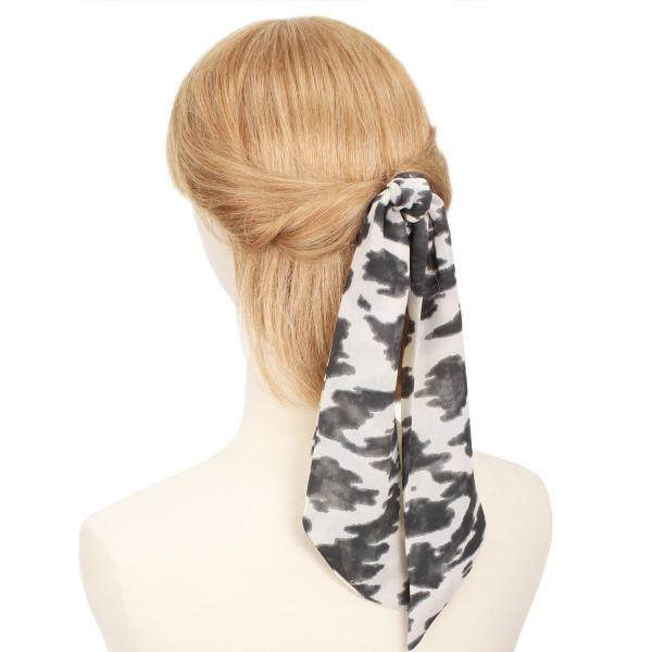 wholesale Hair Ties ANIMAL PRINT WT Hair Tie 2062 -