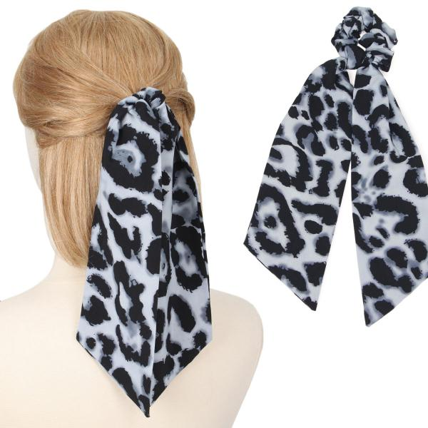 wholesale Hair Ties TIE DYE PRINT BL Hair Tie 2071 -