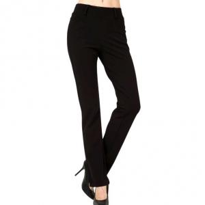 Wholesale  BLACK Dress Pants KC04 - Small