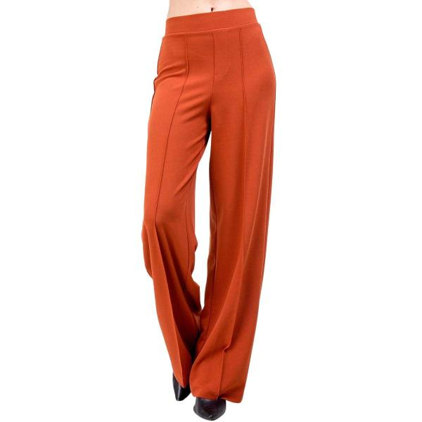 Wholesale Pants - Dress Style KC10 RUST Pants - Dress Style KC10 - Small