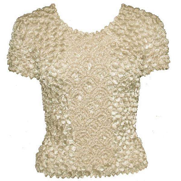 wholesale Coin Fishscale - Short Sleeve Pearl - One Size (S-XL)