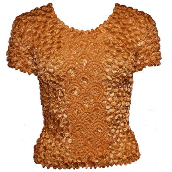 wholesale Coin Fishscale - Short Sleeve Copper Coin - One Size (S-XL)