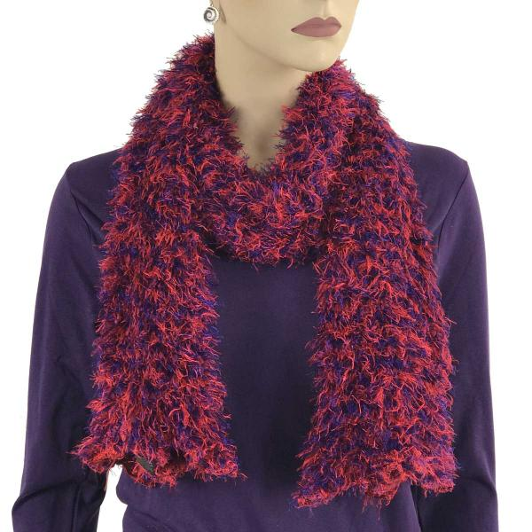 wholesale Original Moa Boa Magic Scarves  Multi Red-Purple Moa Boa Magic Scarf -