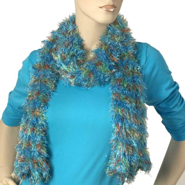wholesale Original Moa Boa Magic Scarves  Fiesta Turquoise Moa Boa Magic Scarf -