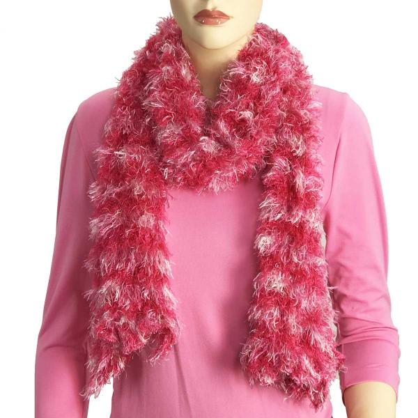 wholesale Original Moa Boa Magic Scarves  Multi Hot Pink Moa Boa Magic Scarf -