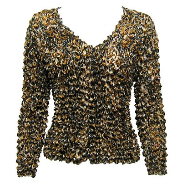 Wholesale Gourmet Popcorn - Tank Tops Leopard - One Size (S-XL)