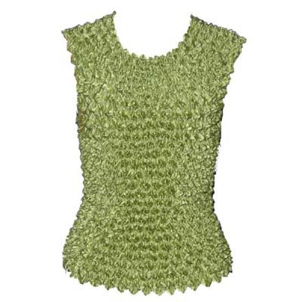 Wholesale Gourmet Popcorn - Sleeveless Leaf Green - One Size (S-XL)