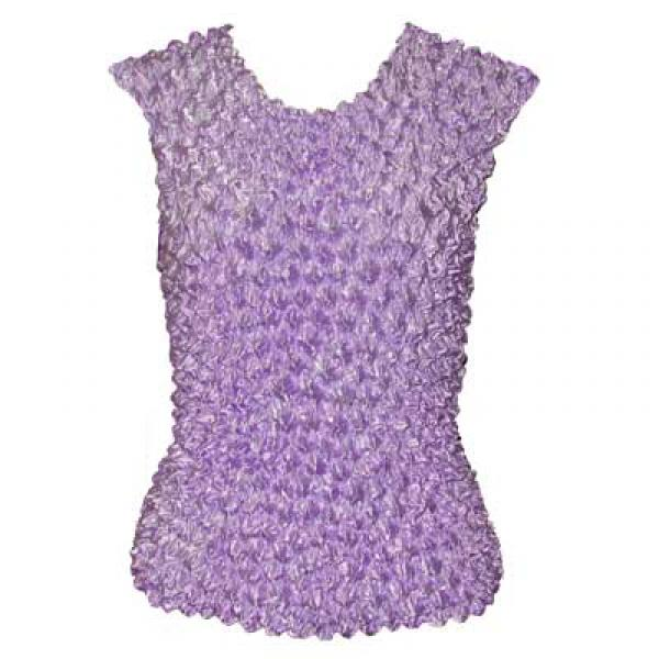 Wholesale Gourmet Popcorn - Sleeveless Lilac  - One Size (S-XL)