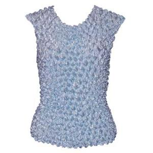 wholesale Gourmet Popcorn - Sleeveless Sky Blue  - One Size (S-XL)