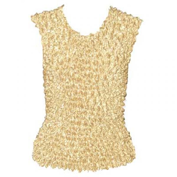 Wholesale Gourmet Popcorn - Sleeveless Ivory  - One Size (S-XL)