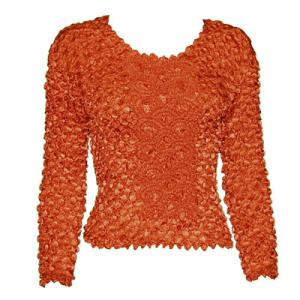 Wholesale  Paprika Coin Fishscale - Long Sleeve - One Size (S-XL)