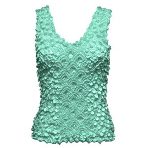 wholesale Coin Fishscale - Tank Top Light Seafoam - One Size (S-XL)