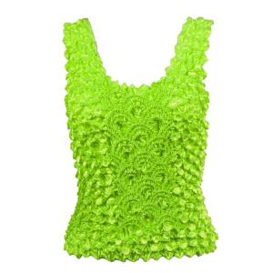Wholesale  Neon Green Coin Fishscale - Tank Top - One Size (S-XL)