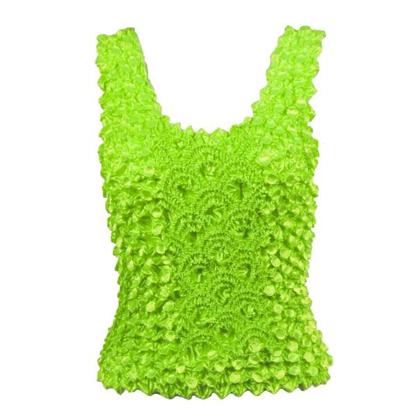 wholesale Coin Fishscale - Tank Top Neon Green Coin Fishscale - Tank Top - One Size (S-XL)