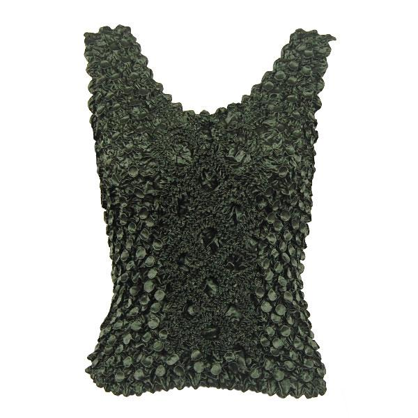 wholesale Coin Fishscale - Tank Top Dark Olive - One Size (S-XL)