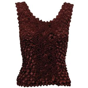 wholesale Coin Fishscale - Tank Top Chestnut - One Size (S-XL)