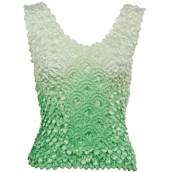 wholesale Coin Fishscale - Tank Top Variegated Mint -