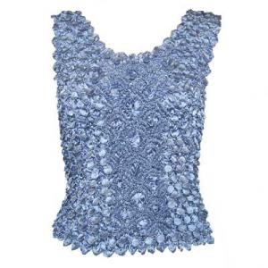 wholesale Coin Fishscale - Tank Top Denim - One Size (S-XL)