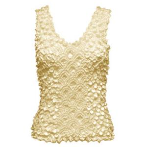 wholesale Coin Fishscale - Tank Top Vanilla - One Size (S-XL)