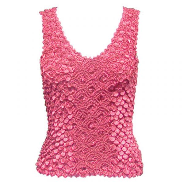 wholesale Coin Fishscale - Tank Top Bubblegum - One Size (S-XL)