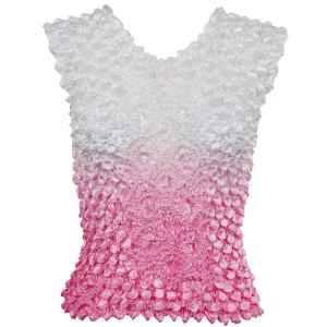 Wholesale Coin Fishscale - Sleeveless Variegated Bubblegum - One Size (S-XL)