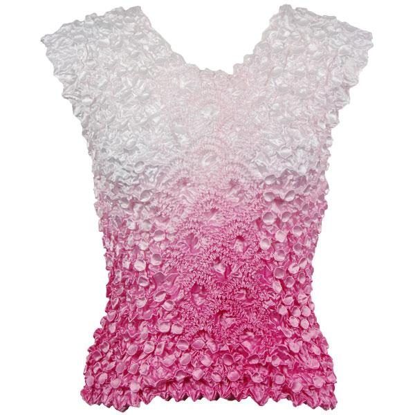 Wholesale Coin Fishscale - Sleeveless Variegated Coral - One Size (S-XL)