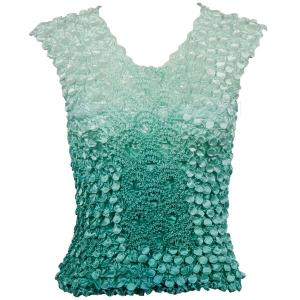 Wholesale Coin Fishscale - Sleeveless Variegated Seafoam - One Size (S-XL)