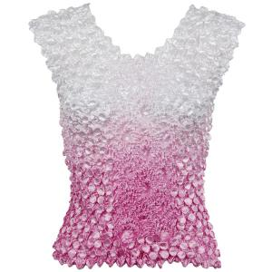 Wholesale Coin Fishscale - Sleeveless Variegated Raspberry - One Size (S-XL)