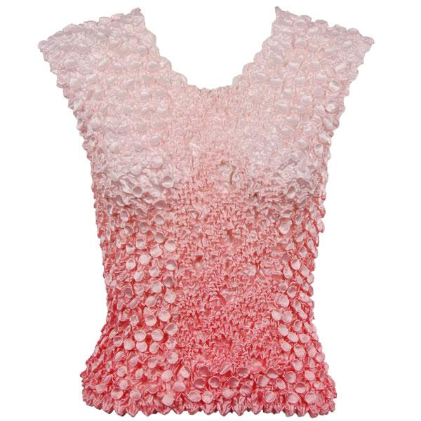 Wholesale Coin Fishscale - Sleeveless Variegated Dusty Rose - One Size (S-XL)