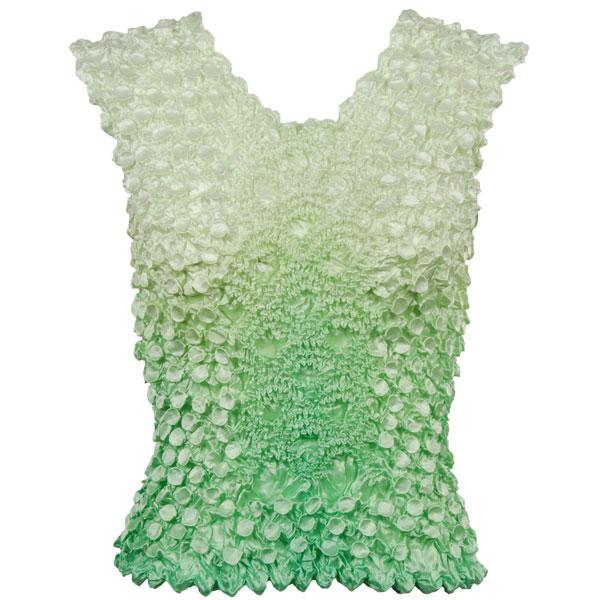 Wholesale Coin Fishscale - Sleeveless Variegated Mint - One Size (S-XL)