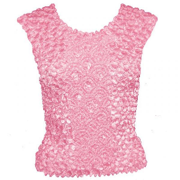 Wholesale Coin Fishscale - Sleeveless  Carnation - One Size (S-XL)