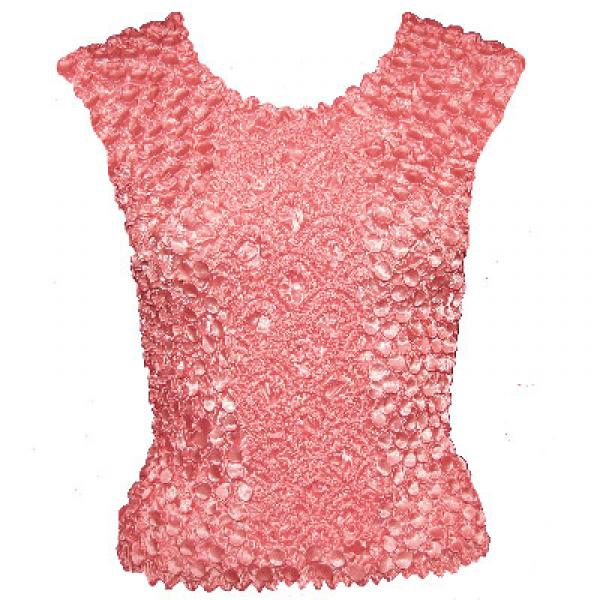 Wholesale Coin Fishscale - Sleeveless  Salmon - One Size (S-XL)