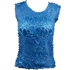 Wholesale Origami - Sleeveless Denim - Light Blue - One Size (S-XL)