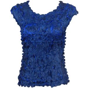 Wholesale Origami - Sleeveless Midnight - Royal - One Size (S-XL)