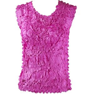 Wholesale Origami - Sleeveless Solid Orchid - One Size (S-XL)