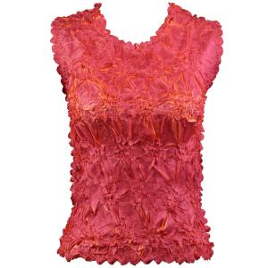 Wholesale Origami - Sleeveless Orchid - Coral - One Size (S-XL)