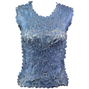 Wholesale Origami - Sleeveless Denim - Pearl - One Size (S-XL)