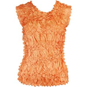 Wholesale Origami - Sleeveless Solid Orange - One Size (S-XL)