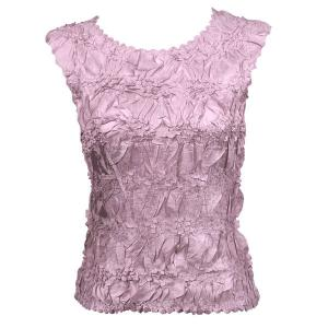 Wholesale Origami - Sleeveless Solid Lilac Pink - One Size (S-XL)