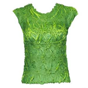 Wholesale Origami - Sleeveless Emerald - Lime - One Size (S-XL)