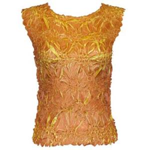 Wholesale Origami - Sleeveless Pumpkin - Gold - One Size (S-XL)