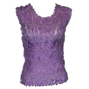 Wholesale Origami - Sleeveless Purple - Lilac - One Size (S-XL)