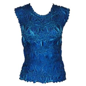 Wholesale Origami - Sleeveless Royal - Aqua - One Size (S-XL)