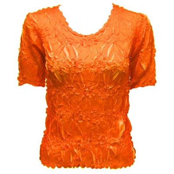 Wholesale Origami - Short Sleeve Carrot - Peach - One Size (S-XL)
